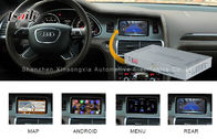 Çin Mirrorlink Video Kaydedici ile Audi Video Arayüzü, Audi A8L A6L Q7 Multimedya Arayüzü Fabrika